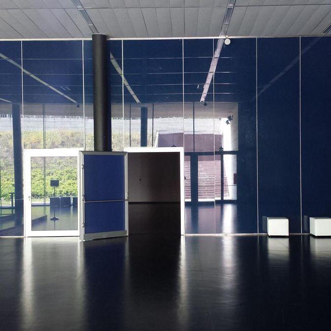 Auditorium Paganini a Parma realizzato da Bucci Spa