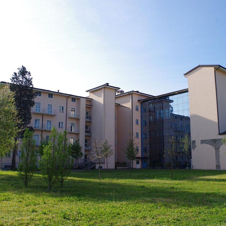 Casa Riposo a Parma realizzata da Bucci Spa