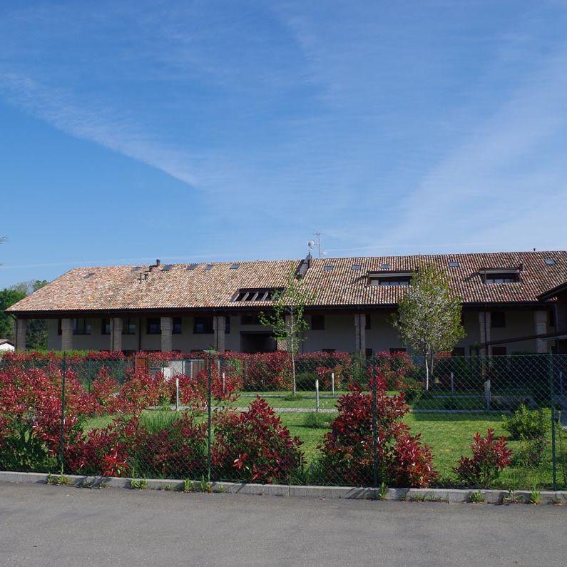 Corte Vittoria a Carignano realizzato da Bucci Spa