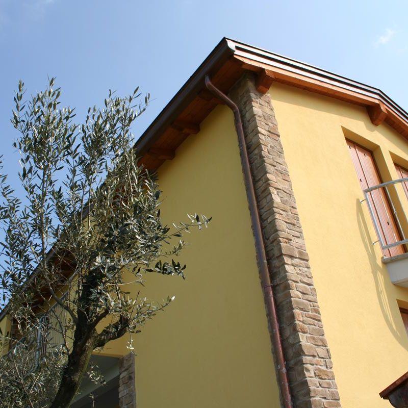 Residenza Degli Ulivi a Lesignano realizzata da Bucci Spa