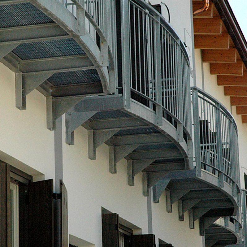 Condominio Sirio a Parma realizzato da Bucci Spa