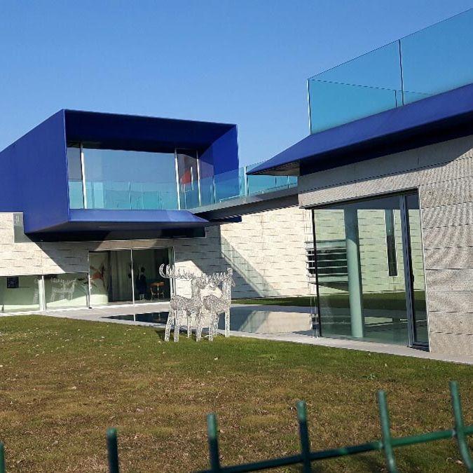 la casa blu premio regula 2018
