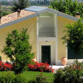 Villa Privata a Calicella realizzata da Bucci Spa