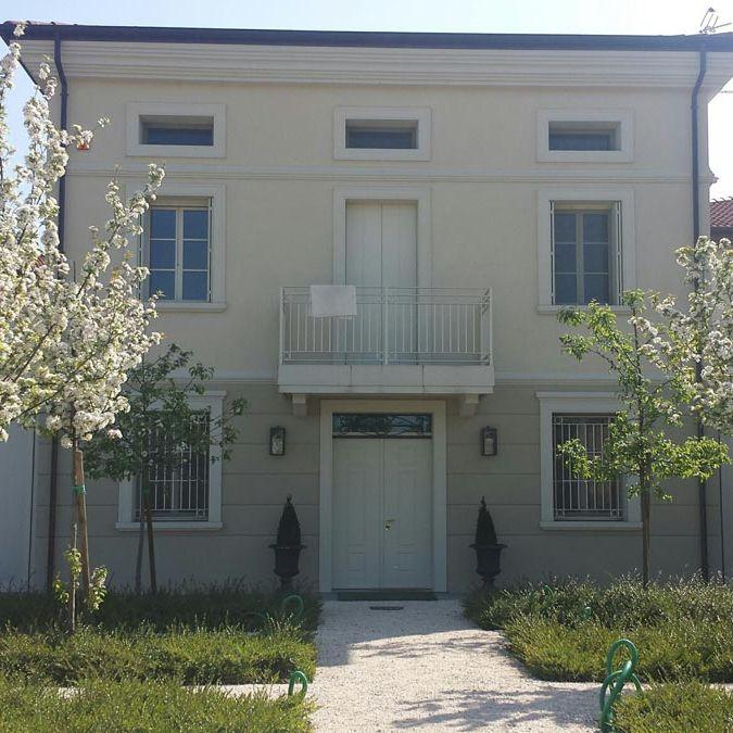 Villa privata a Pannocchia realizzata da Bucci Spa
